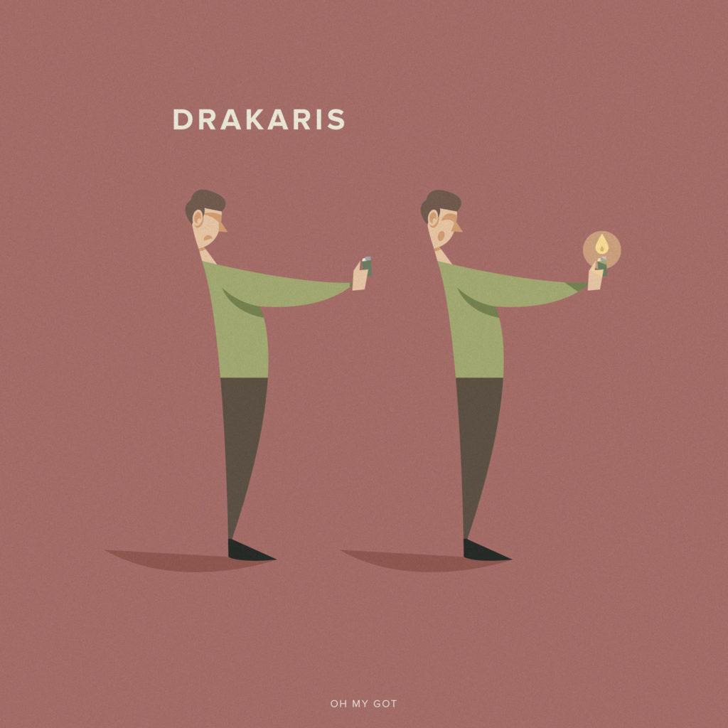 Oh my GOT, life after Game of Thrones: Drakaris. Accendere un accendino facendogli sputare fuoco. Non male.