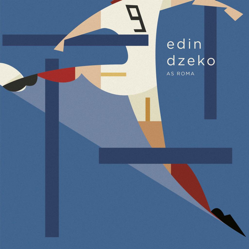 Edin Dzeko, goal al volo contro il Chelsea nella Champions League 2017/18, un capolavoro balistico difficilmente replicabile.
